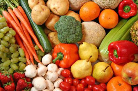 fruits et legume