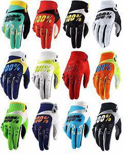 gants 100 motocross