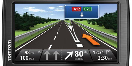 gps 7 pouces tomtom