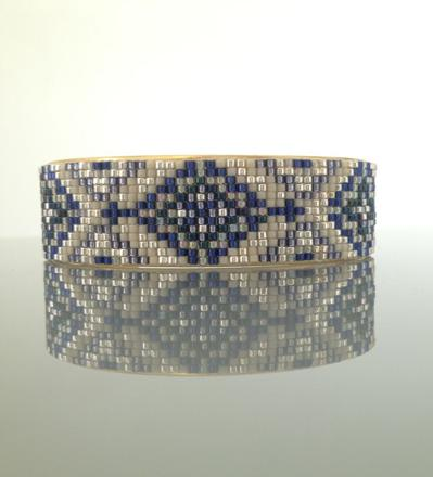 grille bracelet perle