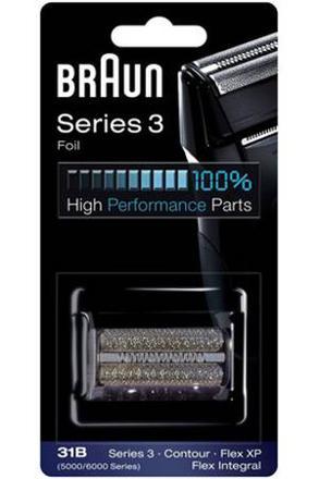 grille rasoir braun serie 3