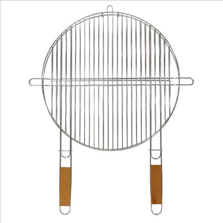 grille ronde barbecue 50