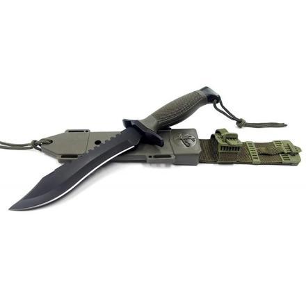 gros couteau de survie
