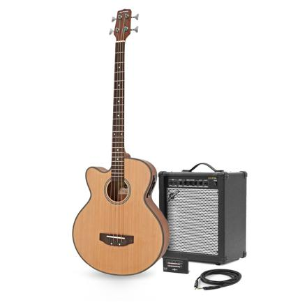 guitare basse electro acoustique