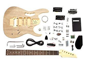 guitare electrique en kit a monter