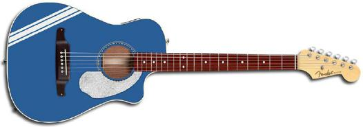 guitare folk 3 4 electro acoustique
