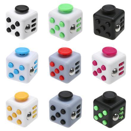 hand spinner cube