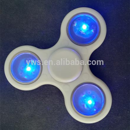 hand spinner lumiere