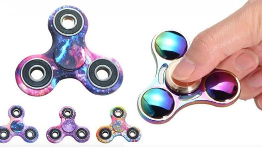 hand spinner nouveau