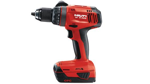 hilti perceuse