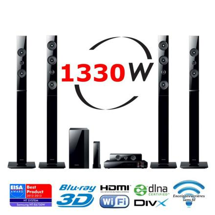 home cinema samsung 5.1 sans fil