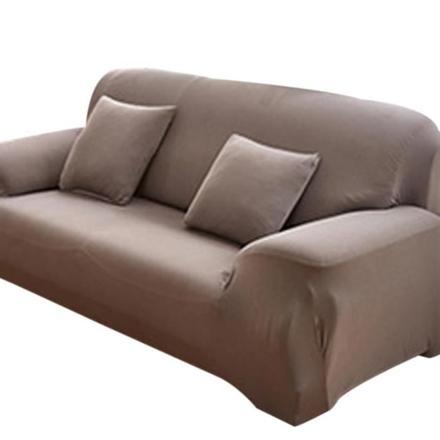 housse de canapé 2 places extensible