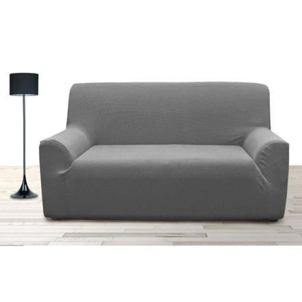 housse grise canapé 3 places