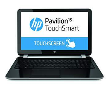 hp touchsmart 15 laptop