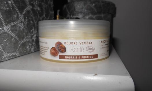 huile de karité pour cheveux