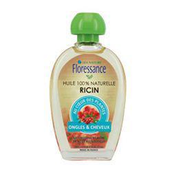 huile de ricin floressance