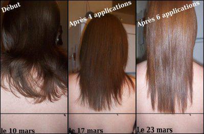 huile de ricin utilisation cheveux