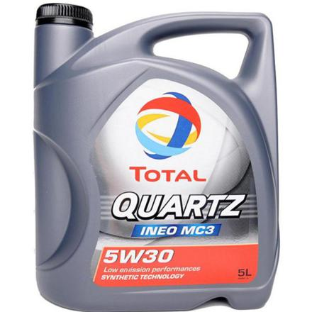 huile moteur 5w30 total