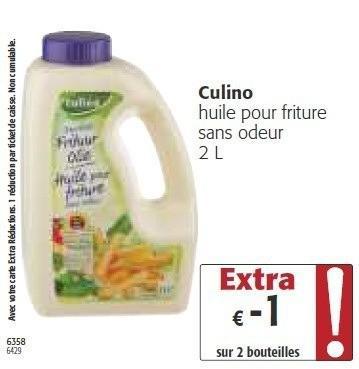 huile pour friture sans odeur