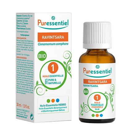 huiles essentielles bio puressentiel