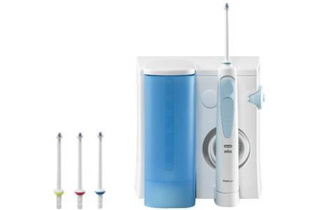 hydropulseur oral b waterjet
