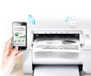 imprimante compatible tablette samsung
