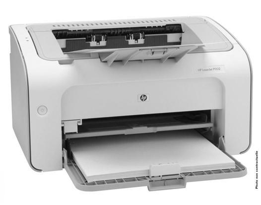 imprimante hp laser noir et blanc