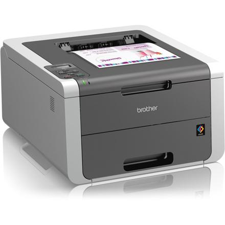 imprimante laser brother couleur