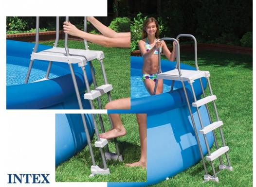 intex echelle piscine hors sol