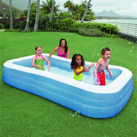 intex piscine gonflable