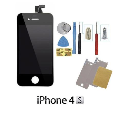 iphone 4 s ecran noir