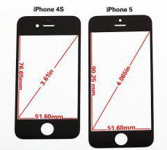 iphone 4 taille ecran pouce