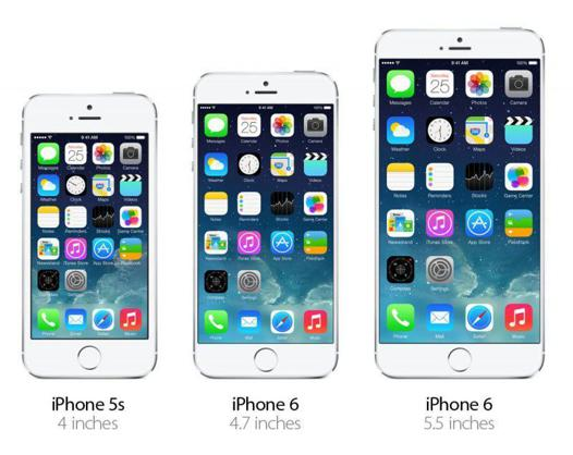 iphone 4.7 pouces