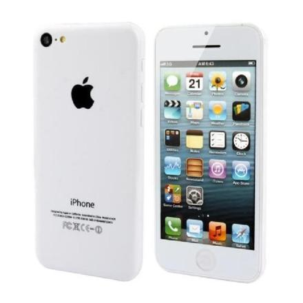 iphone 5c ecran blanc