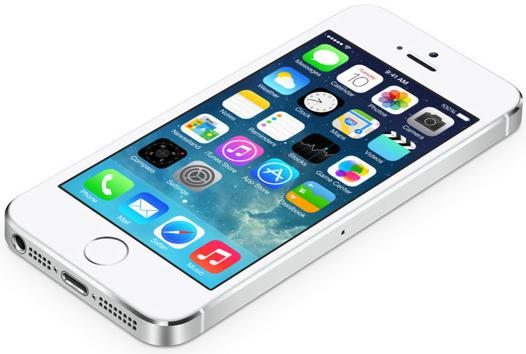 iphone 5s argent reconditionné