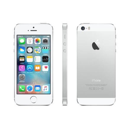 iphone 5s blanc et argent