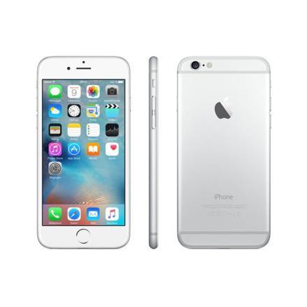 iphone 6 blanc argent