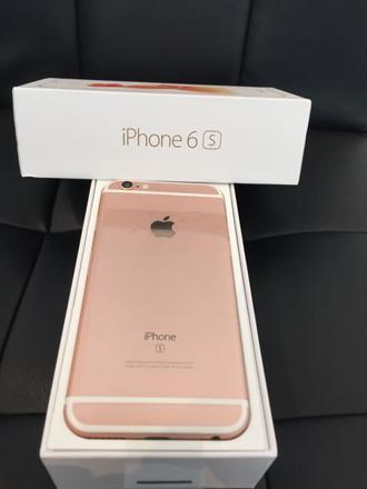 iphone 6 rose neuf