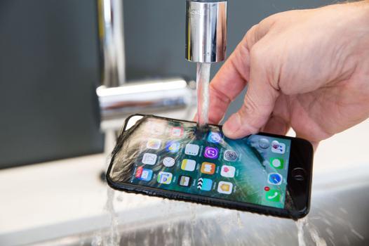 iphone 7 photo sous l eau