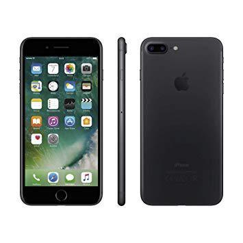 iphone 7 plus noir mat 32go