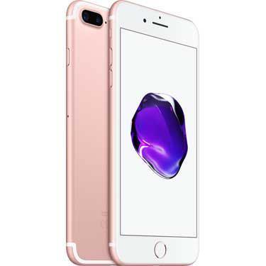 iphone 7 plus or rose 128go
