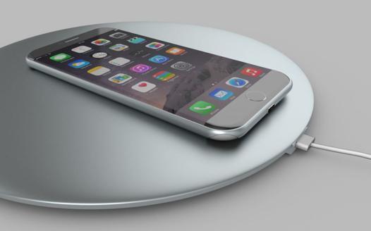 iphone 8 chargeur sans fil