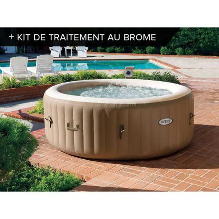 jacuzzi intex gonflable