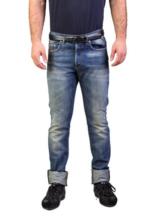 jean bleu slim homme
