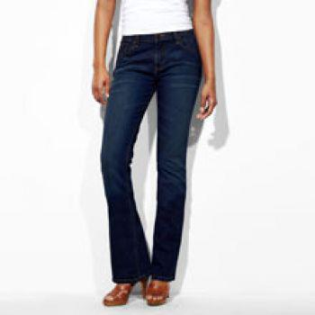 jeans levis bootcut femme