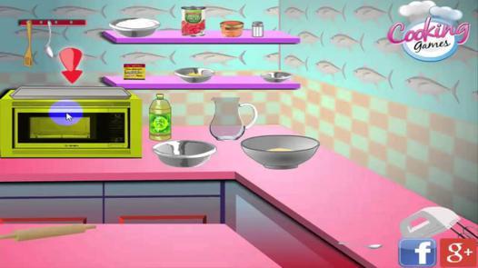 jeu de cuisine pour filles