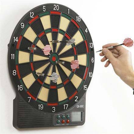 jeu de flechette