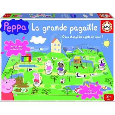 jeu de peppa pig