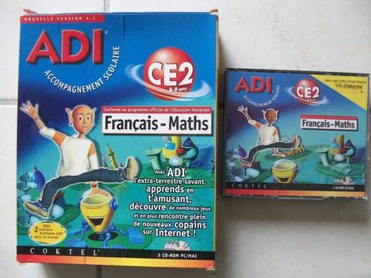 jeu educatif pc 2000