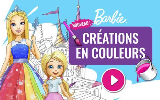 jeux be barbie